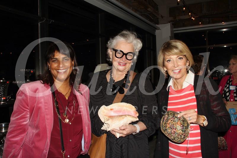 Toi Treister, Georgina Whitford and Sally Doll