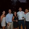 Nicole Parseghian, Craig Cardella, Donina Ifurung, Evan Farley and Daniel Arias