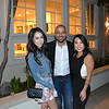 Lauren Rendon, Media Moussavy and Jessica Soo