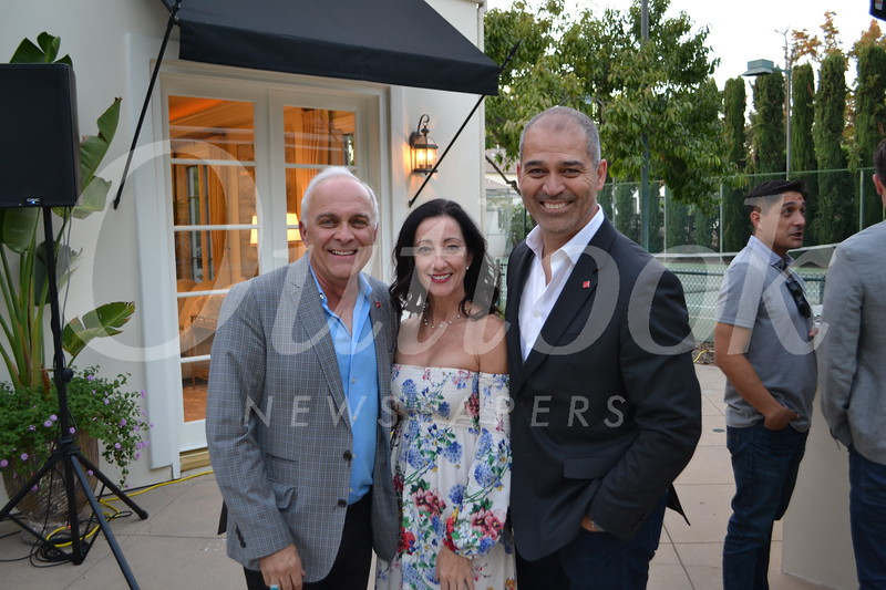Anthony Guthmiller, Carla Buigues and Gus Ruelas
