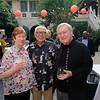 Paula Morrell, Miller Fong and Rich Morrell