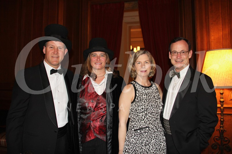 Hunt Salembier, Lyn Beecher, and Liz and Andy Wilson