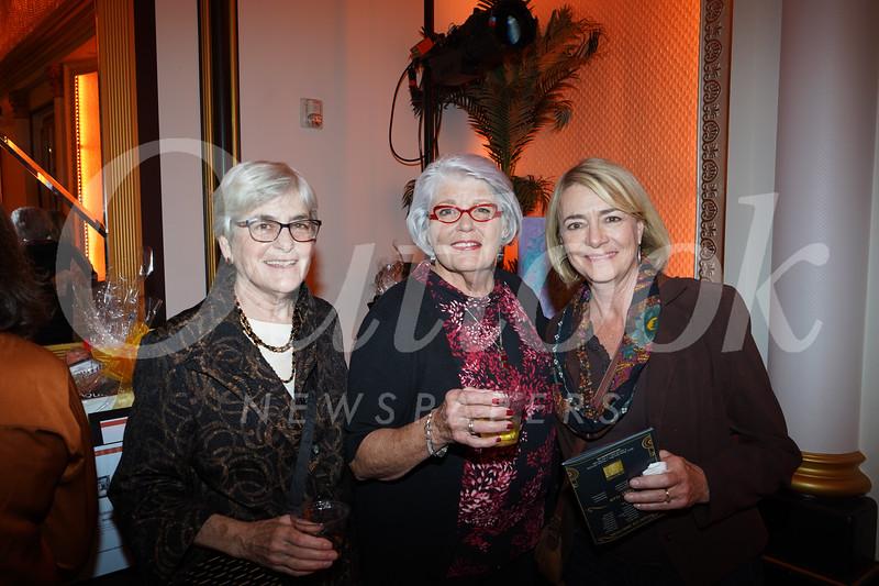 Kimberly Douglas, Jan Sanders and Betsy Kahn