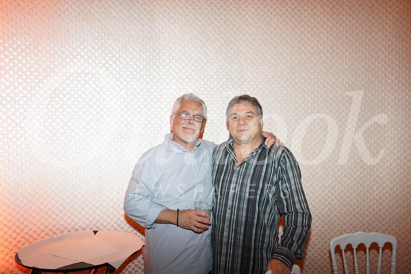 Claud Beltran and Russ Gullo