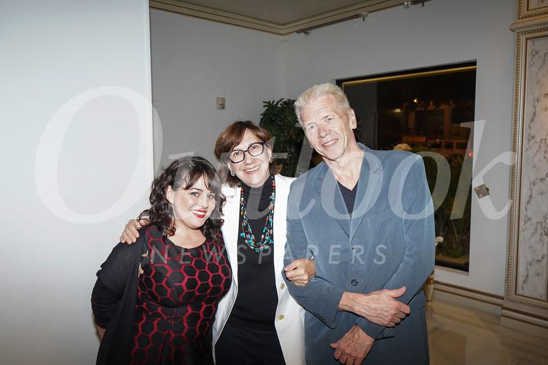 Dana Bean, Vickie Taylor and Michael Whalen