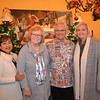 R'Lene Mijares deLang, Mary and Tom Bristow and Patty Zuber