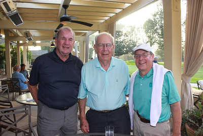 Gene Buchanan, Bob Tranquada and Jim McDermott