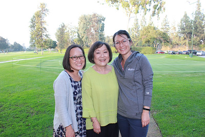 Leslie, Barbara and Noelle Ito