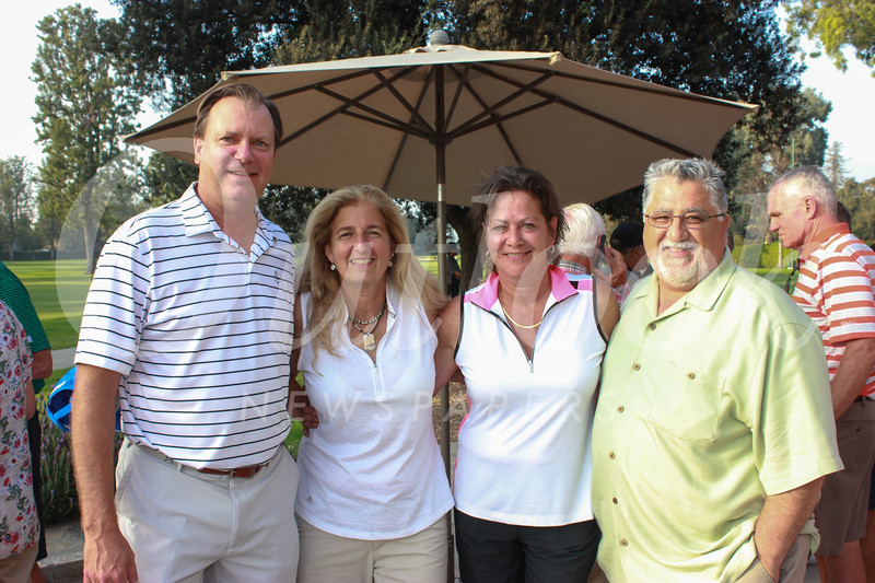 Chuck Tapert, Debbie Meymarian, Kelly White and state Sen. Anthony Portantino