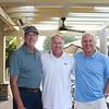 Ted Bartscherer with Craig and Scott Delahooke