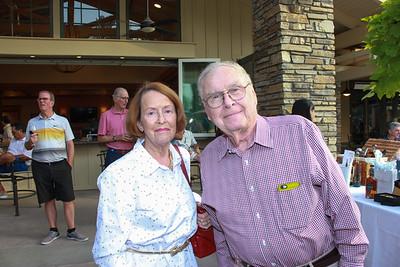 Judi and Bob Moore