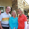 Scott and Marion Darling with Rita Whitney