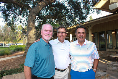 Dan Pierro, Ron Searcy and Loreto Romero