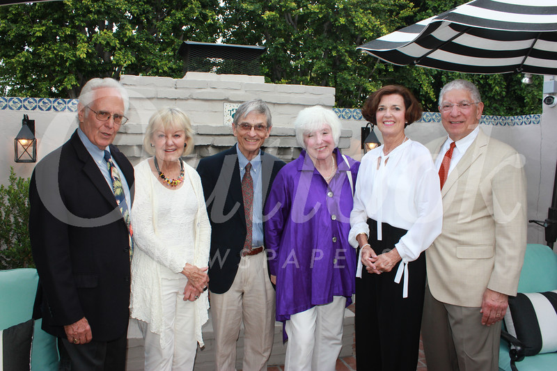 Ed de Beixedon and Cynthia Bennett, Ben and Robin Stanford, and Barbara and Tony Phillips