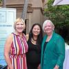 Kathy Gibson, Karen Mak and Jayne Parsons