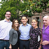 Jim Tripodes, Joelle Winicki, Daniel Arias, Heather Sanderson and Steven Galindo