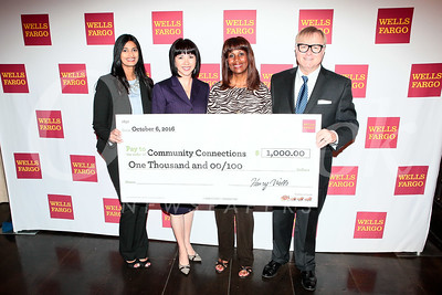 Wells Fargo Foundation Connects Community