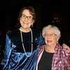 Honoree Judge Judith Chirlin and WJC founder Judge Dorothy Nelson