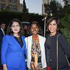 Dawn Haghighi, Kalpana Srinivasan and Yasmin Cader