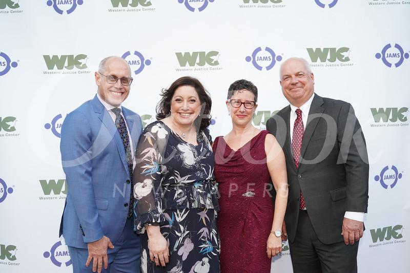 Jeffrey Wortman, Cathy Winter-Palmer, Elissa Barrett and Chris Poole