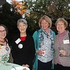 Wendy Holden, Kate Godfrey, Alice Esbenshade and Carol Watson