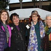 Julie Cates, Janet Jobe, Kate Moore and Mary Farris