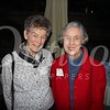Janet Butler Franklin and Harriet Haake Plunkett are from the class of 1948