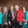 Class of 1958 members include Wendy Huntington, Starr Klube, Carol Fruit, Bonnie DeWitt, Betty Dietel and Ina Begerow Dalsemer