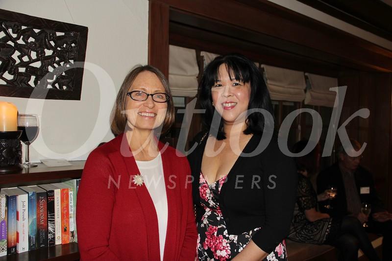Kendis Heffley and Audrey Fong