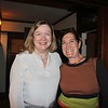 Head of School Elizabeth McGregor and Laurie Stanford Turner