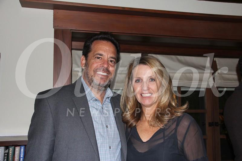 Marc and Tiffany Harris