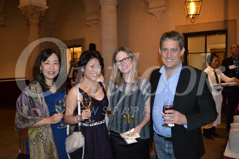 Alice King, Joy Chen, Cecily Rhett and Brian Sawyer