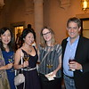 Alice King, Joy Chen, Cecily Rhett and Brian Sawyer