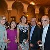 Lyssa Axeen, Li Gong, Mary Holmes, Bill Gong and David Axeen