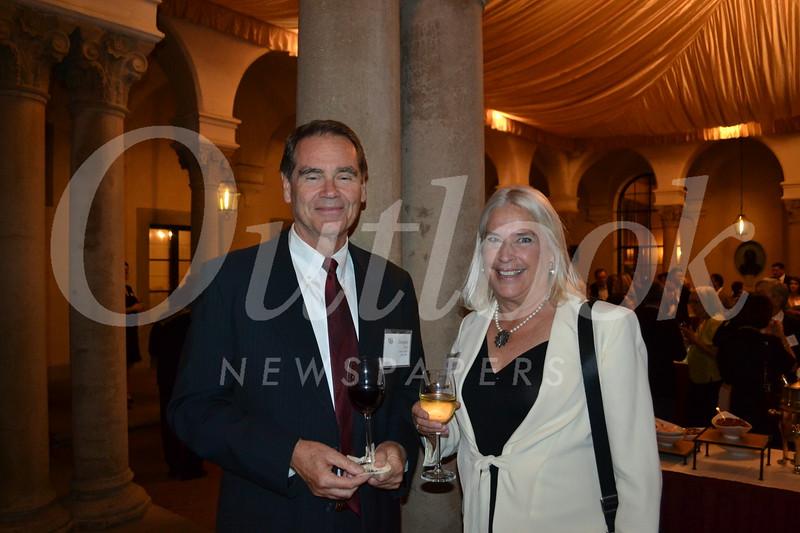 Douglas Post and Robin Schlinger