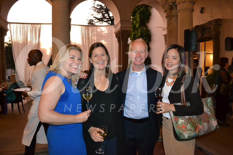 Val Wright, Carolyn Wilson, Patrick Connor and Yen Chang