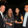 Darrell and Sarah Spence with Sonya and Patrick Hsieh
