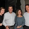 Alison Ashford, Matt and Linda Peacore, and Michael Arya