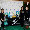 Club Champion Gymnastics:  Astrid Carbajal, Lizette Serrano and Emily Galvan