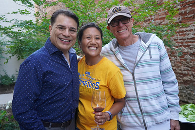 'Wine-Down' Uncorked by Compass Agents