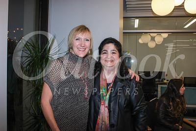 0503 Kathy Gibson and Jila Mody