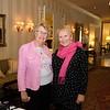 Brenda Baity and Linda Zimmer