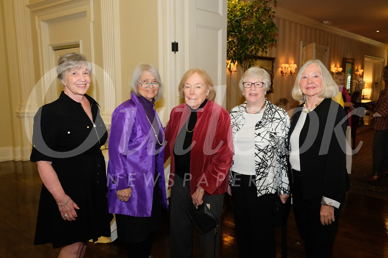 Billie Tone, Halaine Rose, Cynthia Benton, Judy Graven and Susan Turner