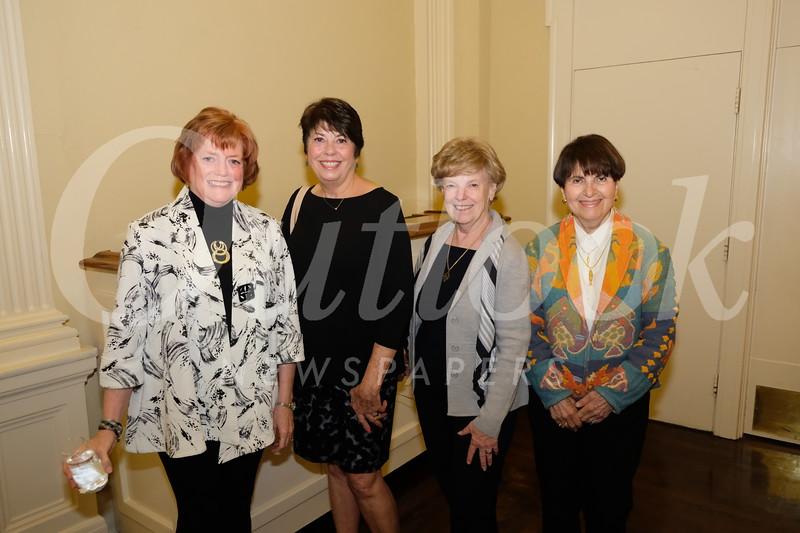 Heidi McLean, Patricia Russell, Jane Armel and Sylvie Gertmenian