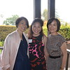 Julie Wong Tam, Ann Kunitake and Angela Liang