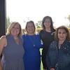 Pam Osgood, Avery Barth, Susan Seaman and Janice Conzonire