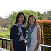 Event co-chairs Connie Knott and Evelyn Boss