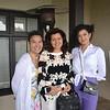 Lynn Hatashita-Jung, Gihan Youssef and Stephanie Youssef