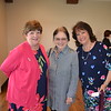 Janet Orswell, Mireya Jones and Carol Anderson
