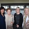 Helen Kim Spitzer, Helen McGregor, Faith Kiralla and Jeanie Caldwell